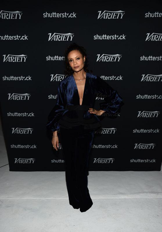 Thandie Newton – Variety Studio: Actors on Actors, Los Angeles 1/4/2017