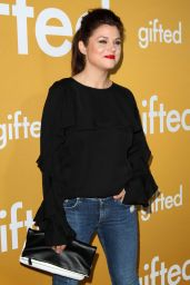 "Tiffani Thiessen - ""Gifted"" Premiere in Los Angeles"