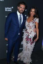 Touriya Haoud – Montblanc Gala Dinner & UNICEF in New York City 4/3/2017
