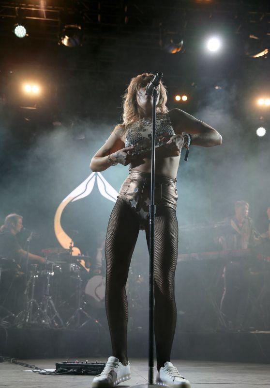Tove Lo Performs Coachella Valley Music And Arts Festival 4/16/2017
