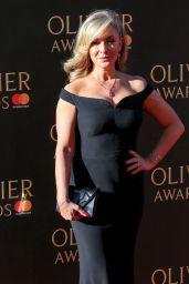 Tracy-Ann Oberman at Olivier Awards in London 4/9/2017
