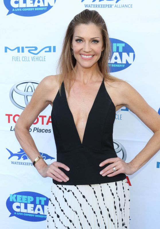 Tricia Helfer – Keep It Clean Event in LA 4/21/2017