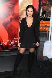 """Tristin Mays – """"Unforgettable"""" Premiere in LA 4/18/2017"""