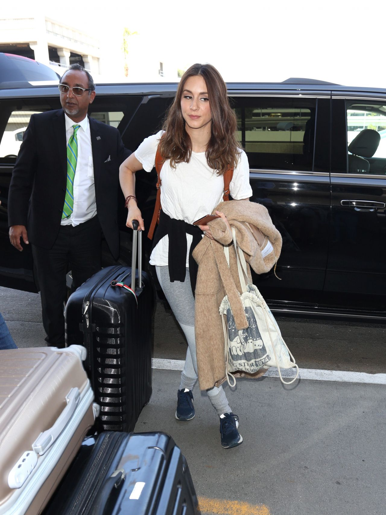 Troian bellisario travel outfit at lax airport nudes (92 photos)