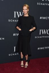 Uma Thurman – IWC Schaffhausen For the Love of Cinema Gala at Tribeca 2017
