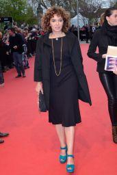Valeria Golino - Beaune International Thriller Film Festival in France 3/31/2017