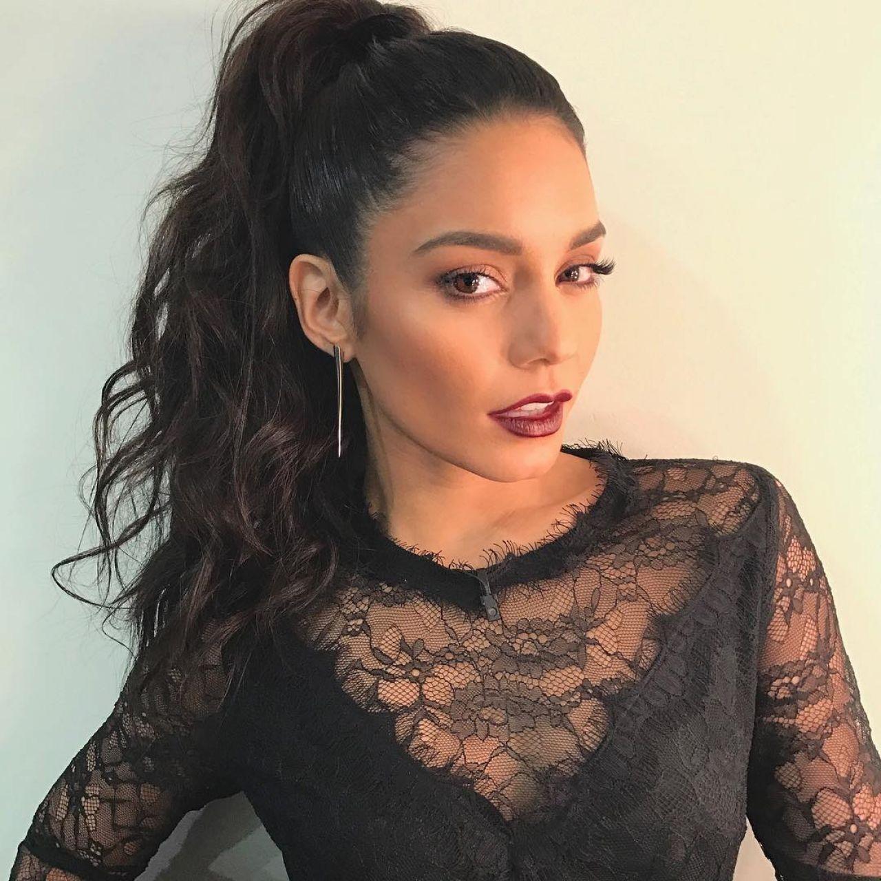 Vanessa Hudgens Social Media Pics 4/5/2017 Vanessa Hudgens