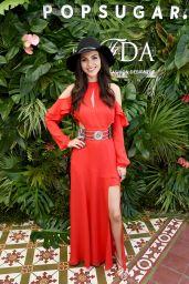 Victoria Justice at POPSUGAR and CFDA