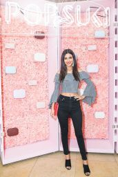 Victoria Justice Attends Pop & Suki Collection 2 Event in Los Angeles 4/19/2017
