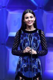 Victoria Justice - GLAAD Media Awards in Los Angeles 4/1/2017