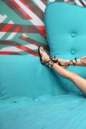 Victoria Justice - H&M Loves Coachella Tent at Coachella in Indio, PArt II