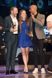 Victoria Swarovski – Radio Regenbogen Award 2017 in Europa Park in Rust