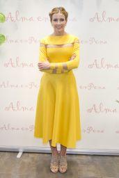 Virginia Troconis at Alma En Pena Store Opening in Madrid, March 2017