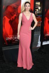 """Whitney Cummings – """"Unforgettable"""" Premiere in LA 4/18/2017"""