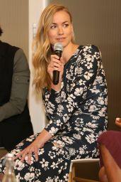 "Yvonne Strahovski - Hulu VIP Screening of ""The Handmaid"