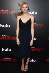 "Yvonne Strahovski - ""The Handmaid"