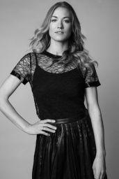 Yvonne Strahovski - W Magazine Photos (2017)