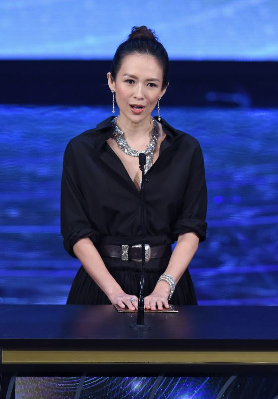 Zhang Ziyi – Hong Kong Film Awards 2017 in Hong Kong
