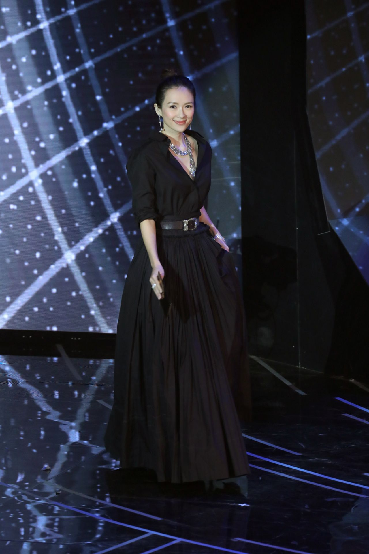 zhang ziyi red carpet 2017 - photo #4