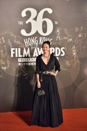 Zhang Ziyi – Hong Kong Film Awards 2017 in Hong Kong
