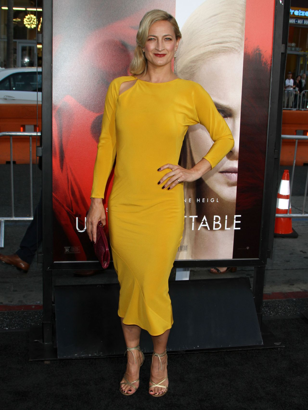 """Zoe Bell - """"Unforgettable"""" Premiere in LA 4/18/2017"""