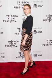 "Zoey Deutch - ""Flower"" Screening at Tribeca Film Festival 4/20/2017"