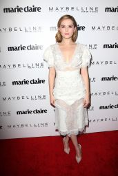Zoey Deutch – Marie Claire's 'Fresh Faces' Celebration in West Hollywood 4/21/2017
