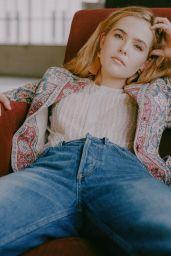 Zoey Deutch - W Magazine April 2017 Photos