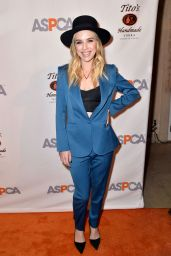 ZZ Ward – ASPCA Bergh Ball at the Plaza Hotel in NYC 4/20/2017