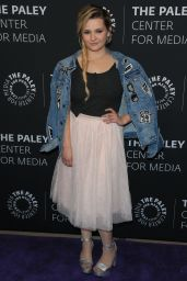 Abigail Breslin - Dirty Dancing PaleyLive LA Spring Event 05/18/2017
