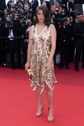 Adele Exarchopoulos – Anniversary Soiree – Cannes Film Festival 05/23/2017
