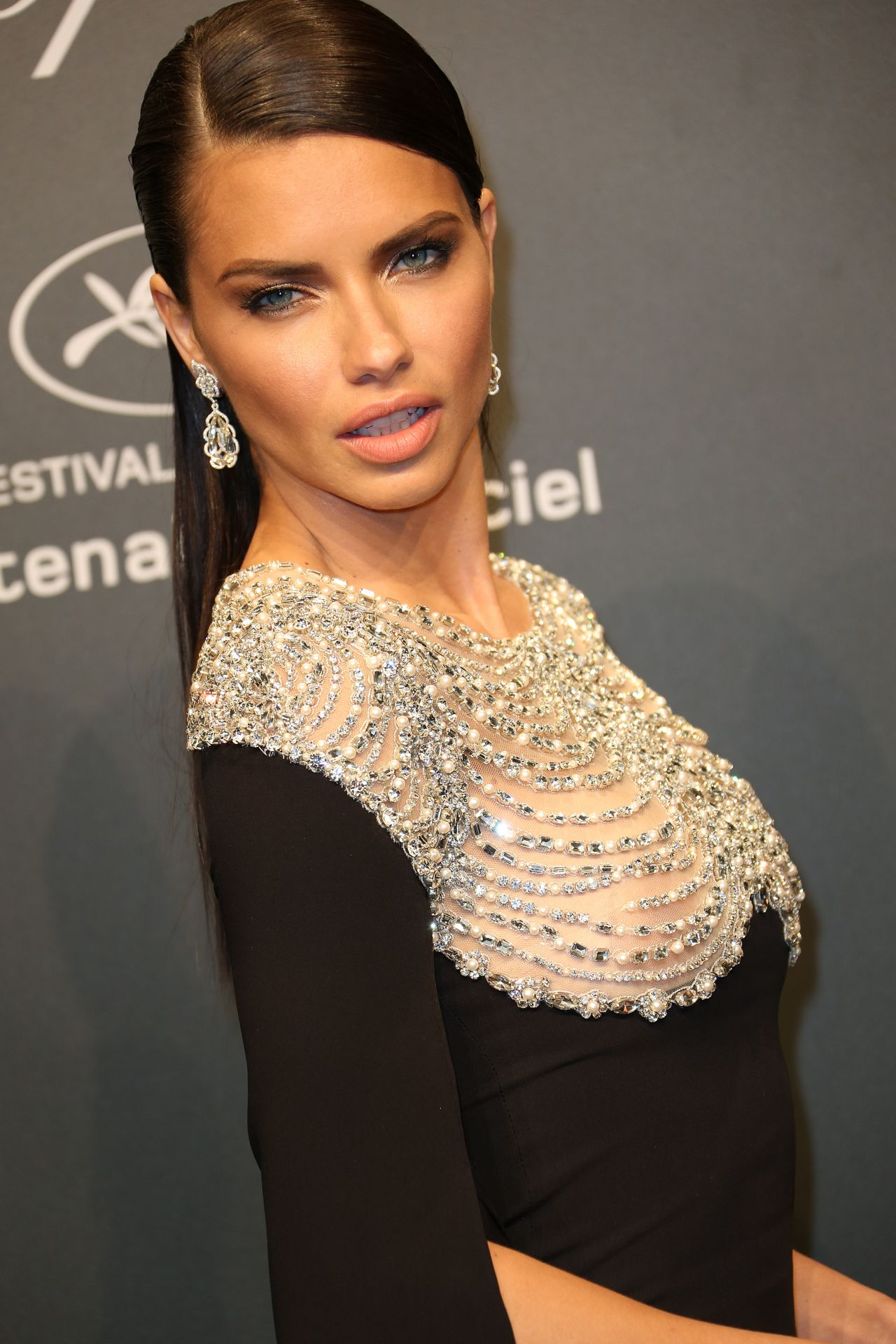 Adriana Lima New Sexy 25 Photos and Video | #The Fappening