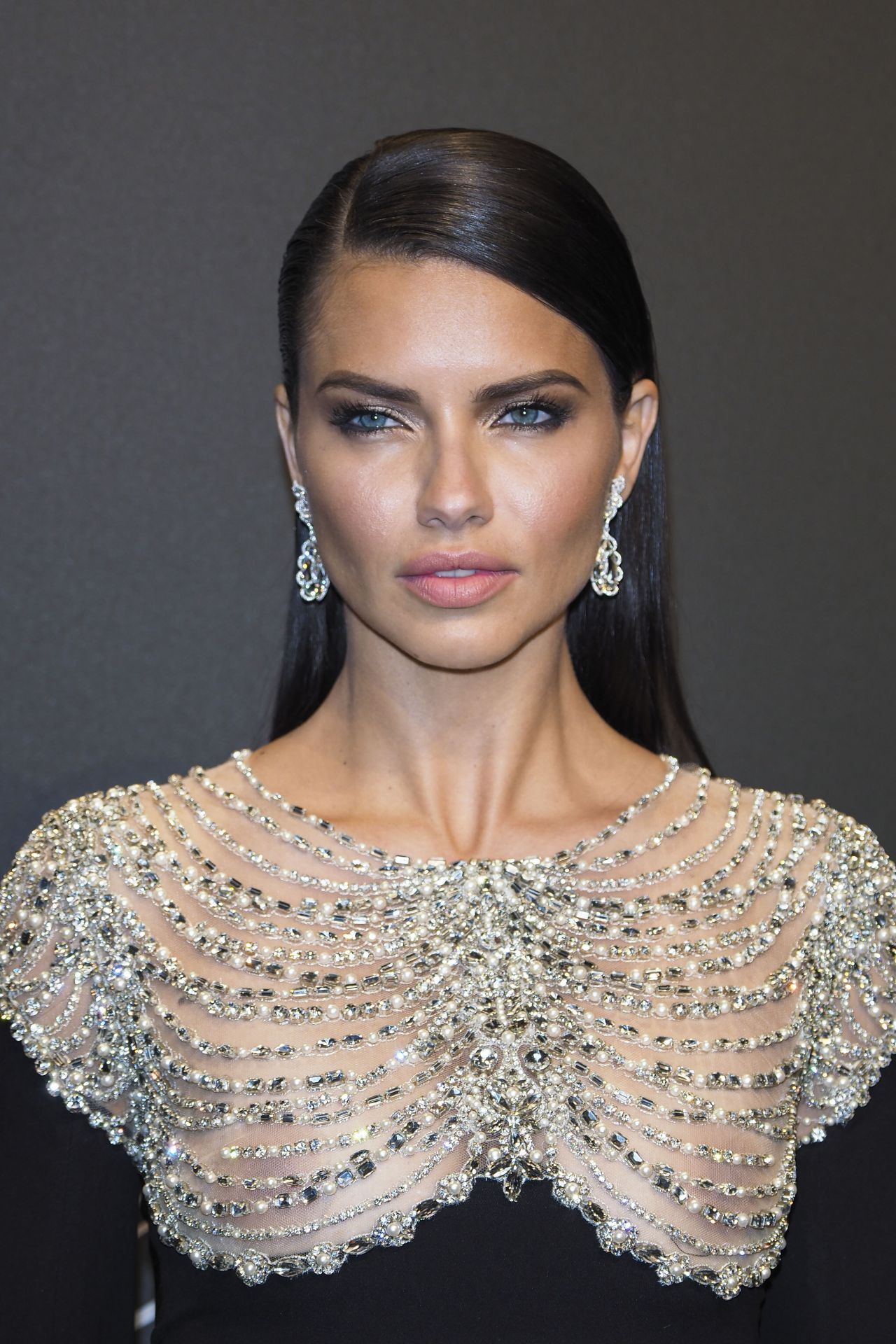 Adriana Lima - Maybelline Bring on the Night Party for