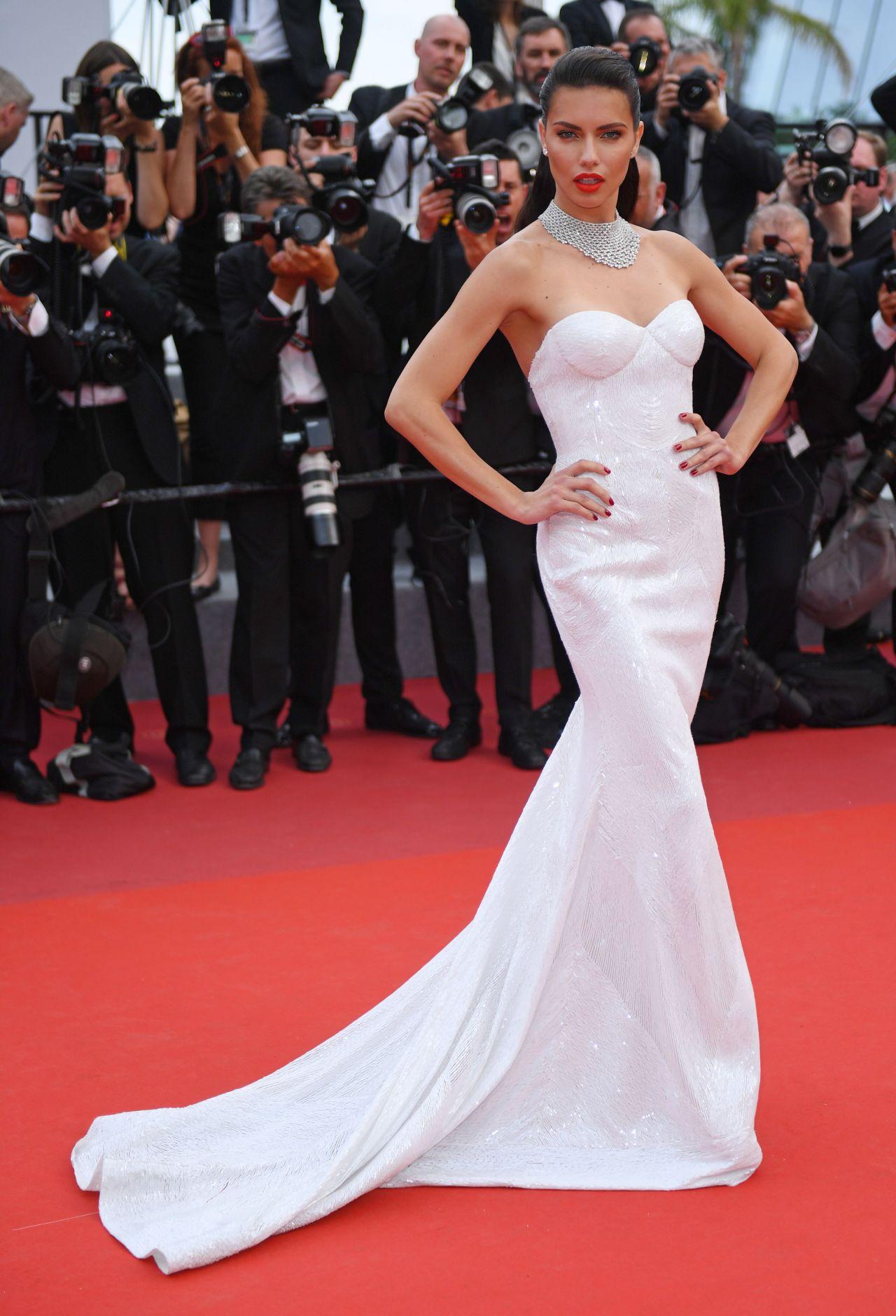 Adriana Lima Loveless Premiere At Cannes Film Festival