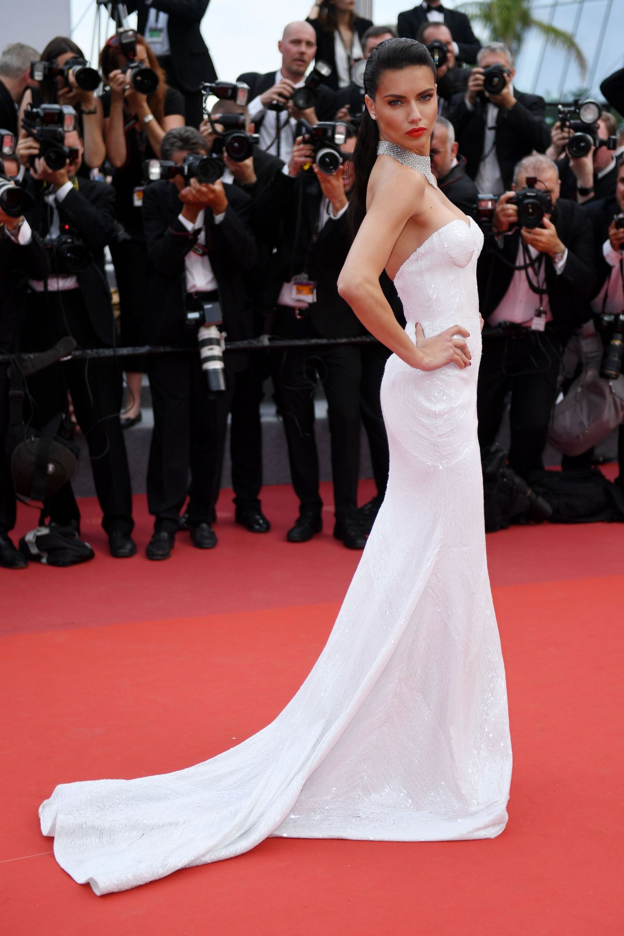 "Cannes 2017 Heidi Klum Continues A Cannes Tradition In: ""Loveless"" Premiere At Cannes Film Festival"