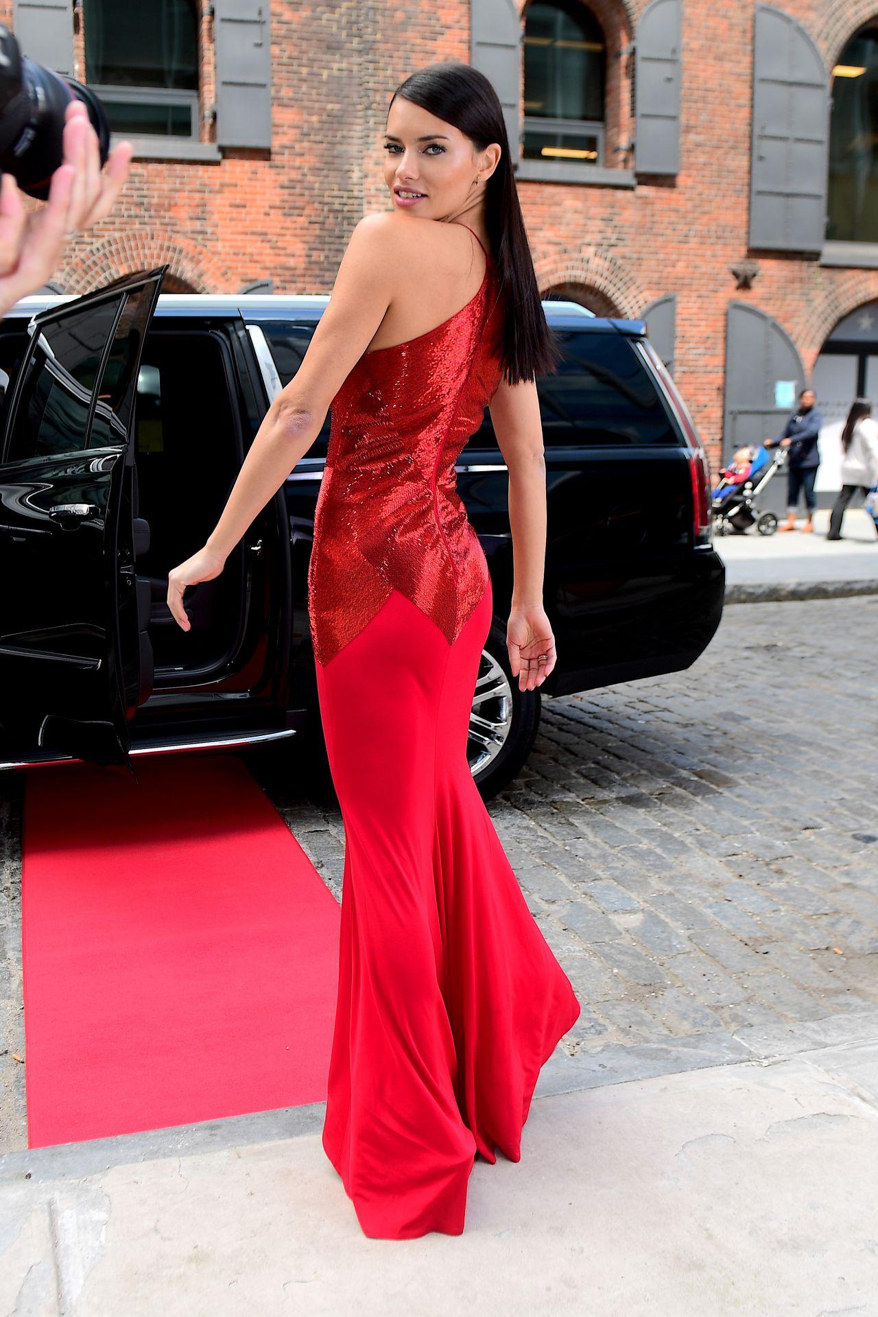 Adriana Lima - Red Hot Photoshoot 05102017-2808