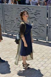 Agnès Jaoui - 70th Cannes Film Festival Jury Photocall 05/17/2017