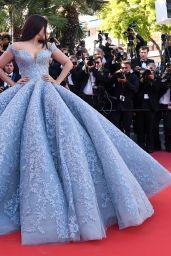 "Aishwarya Rai Bachchan – ""Okja"" premiere at Cannes Film Festival 05/19/2017"