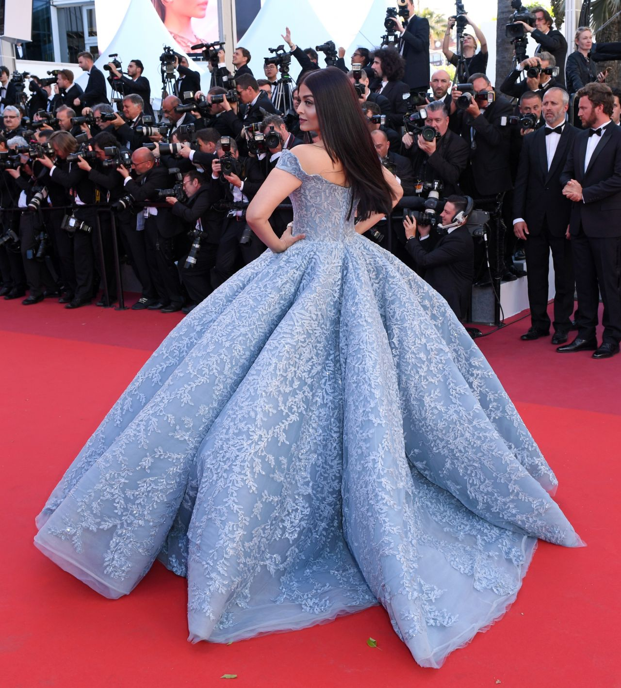 Aishwarya Rai Bachchan Okja Premiere At Cannes Film