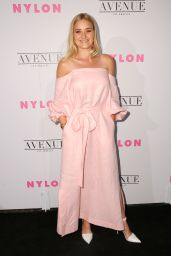 AJ Michalka – NYLON Young Hollywood Party in LA 05/02/2017