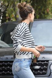 Alessandra Ambrosio - Out in Los Angeles 05/30/2017