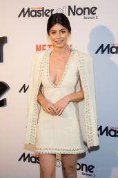 "Alessandra Mastronardi - ""Master of None"" Season Two TV Show Premiere inNY 05/11/2017"