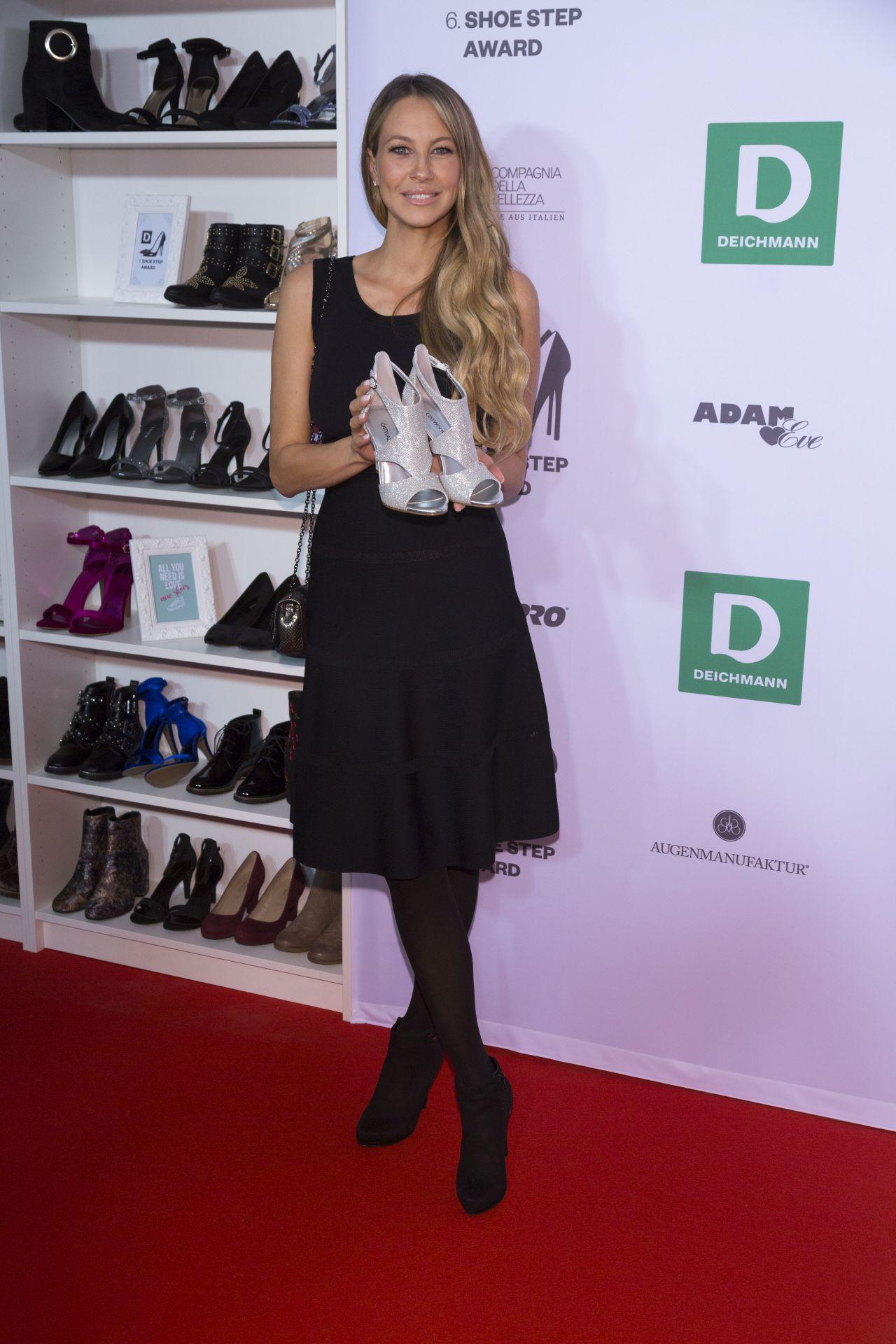 Alessandra Meyer-Wölden – Deichmann Shoe Step Award in Hamburg 05/16/2017