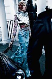 Alexa Chung - Vogue Magazine UK June 2017 Issue