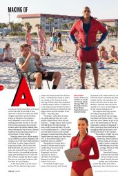 Alexandra Daddario and Kelly Rohrbach - Total Film July 2017 Issue
