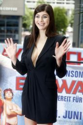 "Alexandra Daddario - ""Baywatch"" Photocall in Berlin 5/30/2017"