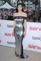 "Alexandra Daddario – ""Baywatch"" Premiere in Miami, FL 05/13/2017"