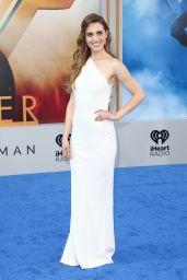 "Alexandra Siegel – ""Wonder Woman"" Movie Premiere in Los Angeles 05/25/2017"