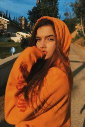 Alexis Jayde Burnett Social Media Pics 05/08/2017