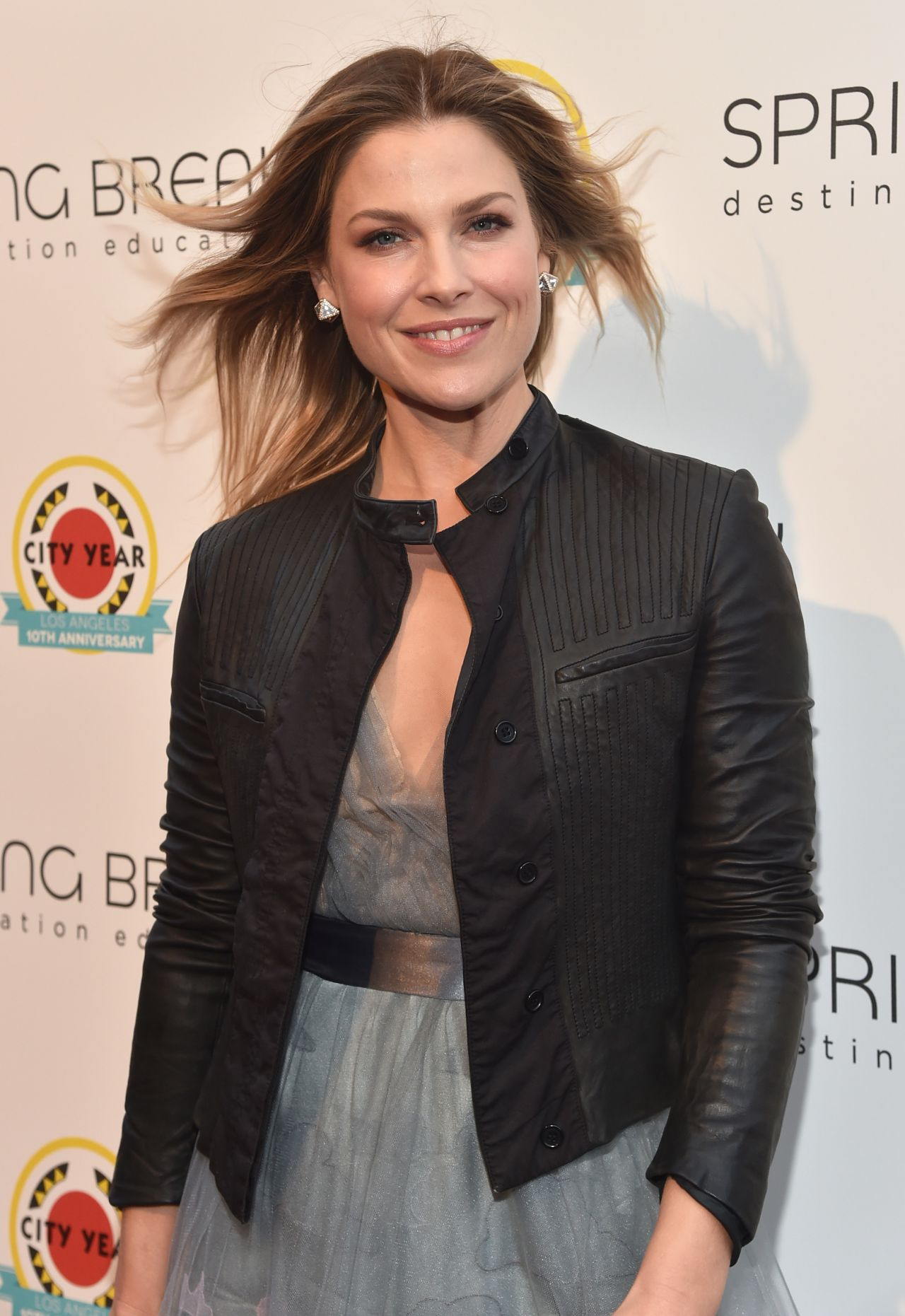 Ali Larter - City Year Los Angeles Spring Break 05/06/2017